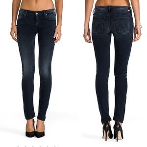 Mother jeans the looker Grand Sophie crop jeans 25